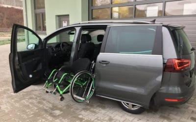 Rollstuhlverladung leicht gemacht – LadeboyS2