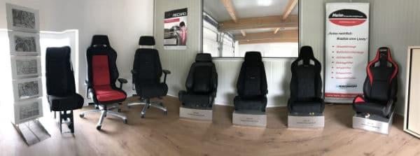 Neues, großes Sitzstudio!